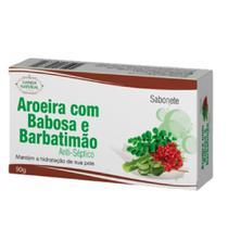 Lianda Natural Aroeira com Babosa e Barbatimão Sabonete 90g -