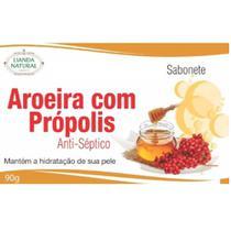 Lianda Natural Aroeira com Própolis Sabonete 90g -