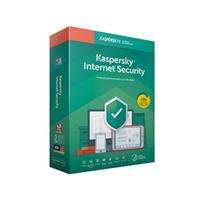 Licença antivírus Kaspersky Internet Security 1 Dispositivo