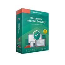 Licença antivírus Kaspersky Internet Security 3 Dispositivos