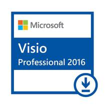 Licença Microsoft Office Visio Professional 2016 Fpp Esd 64 Bits