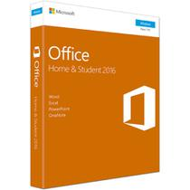 Licença Office 2016 79g-04766 Home And Student Caixa - Microsoft