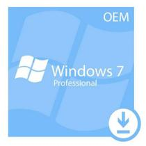 Licença Windows 7 Professional 32/64 Bits Digital - Microsoft