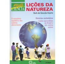 Lições da Natureza - Projeto Ciência - Atual