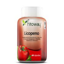 Licopeno Fitoway 60 Cápsulas -