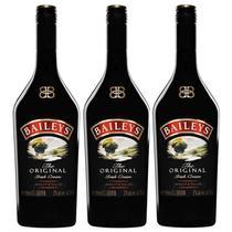 Licor Baileys 750ml 03 Unidades -