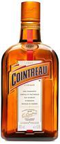 Licor fino laranja cointreau garrafa + gift box 700ml -