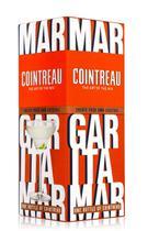 Licor fino laranja cointreau margarita + gift box 700ml -
