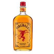 Licor Fireball Canela e Whisky 750ml -
