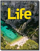 Life - AME - 3 - Student Book with Online Workbook - Cengage