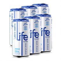Life Booster Energetico fardo Com 24 - Life energy booster