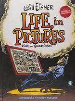 Life in Pictures (Vida em Quadrinhos) - Criativo -