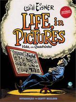 Life in pictures - vida em quadrinhos - Editora criativo -