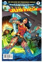 Liga da justica quadrinhos - Dc