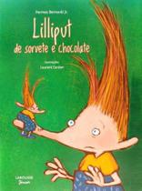 Lilliput de Sorvete e Chocolate - Larousse / escala -