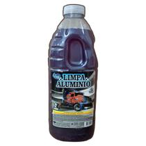 Limpa Alumínio Automotívo, Limpeza Pesada 2 Lts - Vendasshop