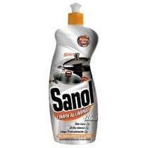 Limpa aluminio Sanol 500ml -
