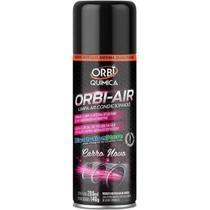 Limpa Ar Condicionado 200ml Carro Novo - Orbi 5977 -