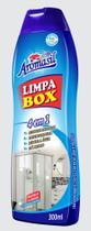 Limpa box 4 em 1 300ml - aromasil -