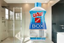 Limpa Box Uau 200ml - Ingleza