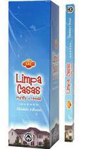 Limpa casa - sac incensos (box 25) -