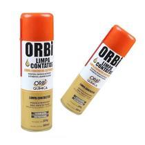 Limpa Contato Elétrico Spray 300ML Orbi - Orbi Air