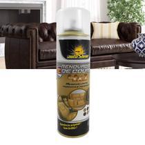 Limpa e Renova Couro de Jaqueta Spray Autoshine 300ML -