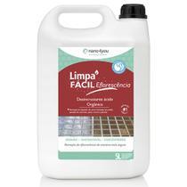 Limpa Fácil Eflorescência Remoção de Deposito de Cal 5 litros - Performance Eco -