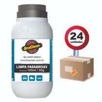 Limpa Para-Brisa 100ml Caixa com 24und Braclean -