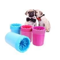 Limpa Patas Patinhas De Cachorro Cão Pet Copo - Cls Virtual