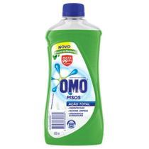 Limpa piso líquido omo 450ml frescor da montanha - Sem marca