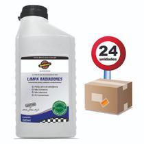 Limpa Radiador 500ml Caixa com 24und Braclean -