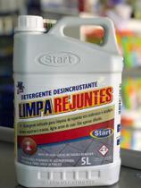 Limpa rejuntes - Detergente desincrustante 5 litros - Start