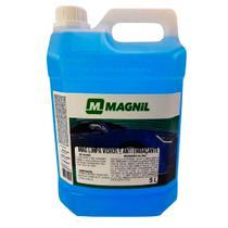 Limpa Vidros em Geral e Automotivos Limpador Para-brisa Carro 5L Magnil -