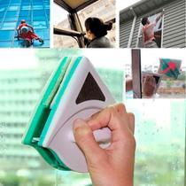 Limpa Vidros Magnético Limpador Janela Com Imã Novo Modelo Resistente - Penselar Fun