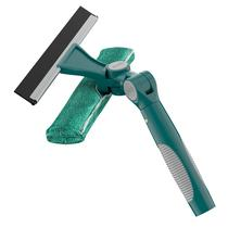 Limpa Vidros Rodo Com Limpador Articulado Micro Fibra Flash - Flash Limp