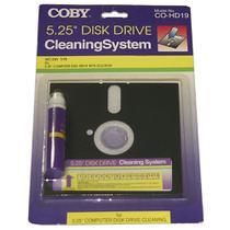 Limpador de driver de computador de 5,25   COHD19 - Coby