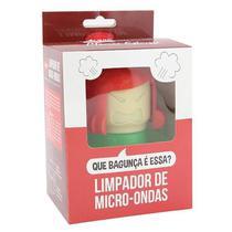 Limpador De Microondas Mãe Bravinha Vinagre Vapor Limpeza - Western