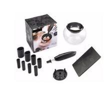 Limpador De Pincel Elétrico Maquiagem Make Limpa E Seca - Gonzattoimports