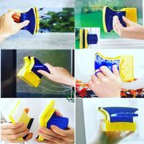 Limpador de vidros magnético de plastico - AMIGOLD
