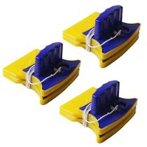 Limpador de Vidros Magnético,  Janelas e Vidraça Kit 3 Unidades - Vendasshop utensilios de limpeza