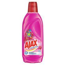 Limpador Diluível Ajax Festa das Flores Bouquet de Flores 500mL -
