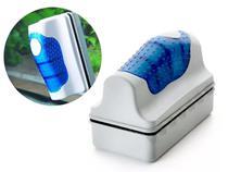 Limpador Magnético RS-09 RS Aqua Limpeza de Vidro Até 8mm - Br Fish Aquarismo
