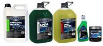 Limpador Multiacao Limpa Estofados Shampoo Rejuvex Restaurad - Vonixx