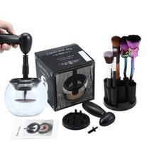 Limpador Pincel Maquiagem Limpa E Seca Aparelho Elétrico - Gonzattoimports