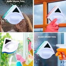 Limpador Vidros Magnético Limpa Janelas Imã Forte Nova Versão - Penselar Fun
