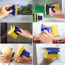 Limpador Vidros Magnético Limpa Vidros Imã Janela Aquario - Penselarfun