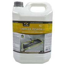 Limpeza Pesada LP 5 Litros - Detergente Alcalino - PISOCLEAN