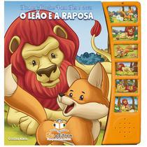 Lindas fábulas para ler e ouvir: O leão e a raposa - Blu