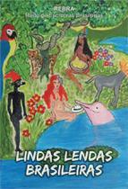 Lindas lendas brasileiras - Scortecci Editora -